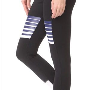 Splits59 yoga and/or workout tights.